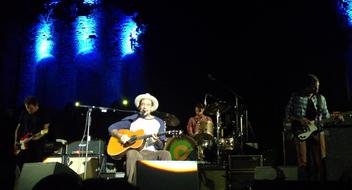 """Wide Open Light"" live at Taormina (25/07/12)"